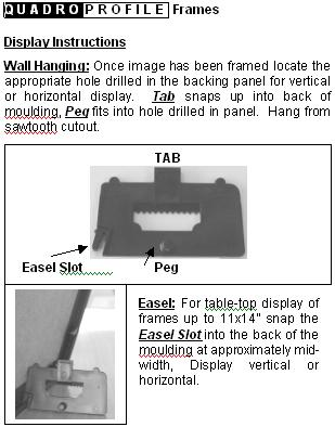 P375_Frames_Easel_Instructions