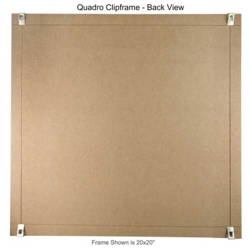 20x20 Clip Frame