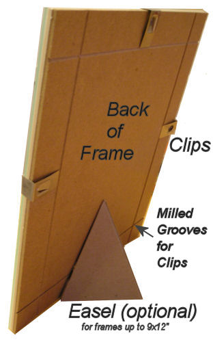 4x6 Clip Frame