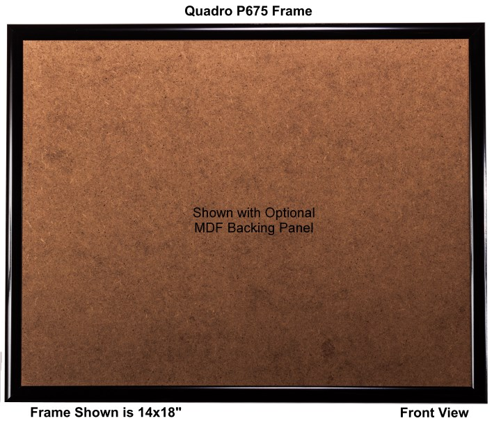 14×16 Picture Frame – Quadro Frames