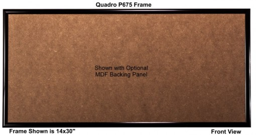 17x30 Picture Frame