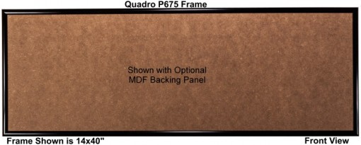 12x36 Picture Frame