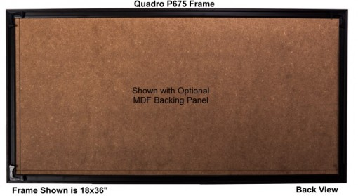 16x34 Picture Frame
