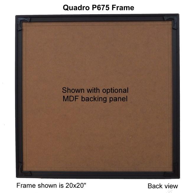 3636 Picture Frame Quadro Frames
