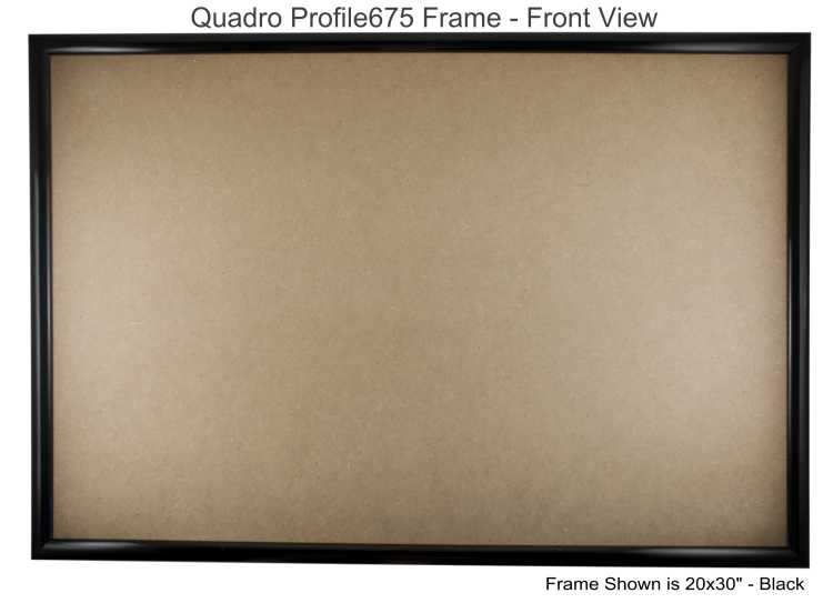 12x40 Picture Frame