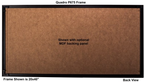 20x40 Picture Frame