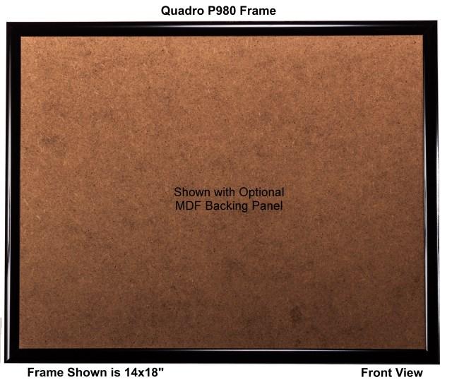 14×20 Picture Frame – Quadro Frames