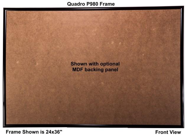 27×36 Picture Frame – Quadro Frames
