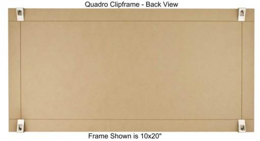 8x24 Clip Frame