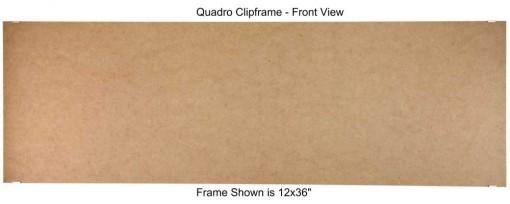 12x36 Clip Frame