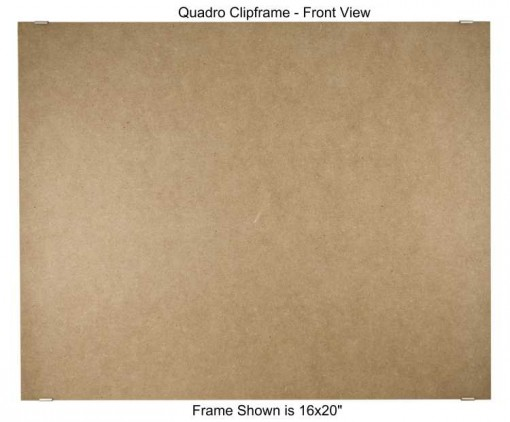 16x20 Clip Frame