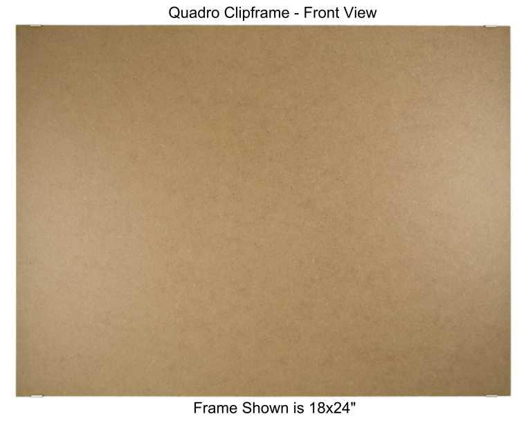 2432 Clip Frame Quadro Frames