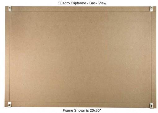 24x30 Clip Frame