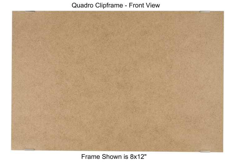 8 12 clip frame quadro frames. Black Bedroom Furniture Sets. Home Design Ideas